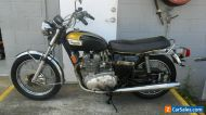 TRIUMPH T150 Trident, original low miles, matching numbers NEW PRICE