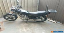 Honda Cb250 Great learners bike, Runs great needs rego, Cheap transport