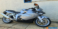 BMW K1200S 2006 HPI CLEAR VERY LIGHT RUNNING PROJECT