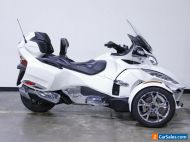 2019 Can-Am SPYDER RT SE6 LIMITED CHROME TRIKE W/ABS