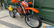 KTM 125 EXC *ROAD LEGAL*