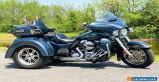 2015 Harley-Davidson Trike Tri Glide® Triglide® Ultra Classic FLHTCUTG Trike