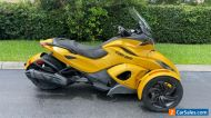 2013 Can-Am SpyderSTS SE5 Automatic
