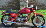MOTO GUZZI FALCONE 500cc. 1975. RED.