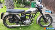 1958 Triumph Tiger Cub 200cc Two owners from new with Log Book & Orig Manuals