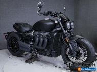 2022 Triumph ROCKET 3 R BLACK R