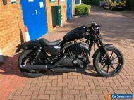 Harley Davidson 883 Iron 2017