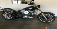 1985 Harley-Davidson FXSB