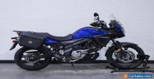 2013 Suzuki DL650 VSTROM 650 W/ABS