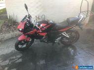 2010 Honda CBR125 motorbike project  - easy fixer upper