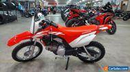 2021 Honda CRF110