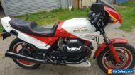 moto guzzi le mans 1000 mk4 limited edition 19000 genuine miles