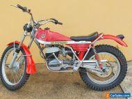 Bultaco Sherpa T250 M91 1973 twin shock trials bike