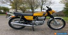 Suzuki gt 380 j 1972
