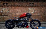 Harley Davidson iron 883 xl n 13 Bobber