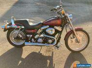 Harley Davidson fxlr