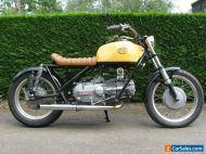 Moto Guzzi Nuovo Falcone custom motorcycle