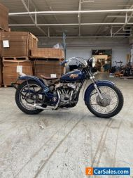 """1927 Indian 37"""" pony scout"""