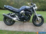 1997 Suzuki Bandit 1200 long mot