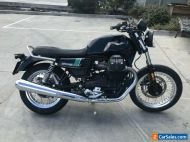 MOTO GUZZI V7 III SPECIAL 09/2017MDL 3604KMS STAT PROJECT MAKE AN OFFER
