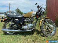 1972 Triumph Bonneville 750 (bore kit)