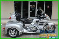 2005 Honda Gold Wing Hannigan Trike Independent Suspension EZ Steer