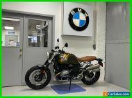 2021 BMW R-Series Scrambler