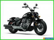 2022 Indian Chief Bobber Black Metallic