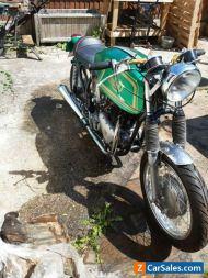 motorcycle for sale 1960 norton/triton 650