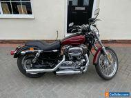 Harley Davidson 1200XL Custom  Sportster
