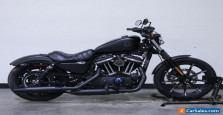 2019 Harley-Davidson Sportster XL883N IRON 883