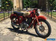 1957 Unrestored Moto Guzzi Lodola 175cc