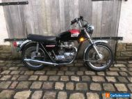 Triumph Bonneville T140V Classic 1973 Project Bike