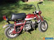 Honda z50a k2  Mini Trail Mini Bike Early 70s Model.