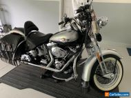 2003 Harley-Davidson FLSTS - Heritage Springer Softail