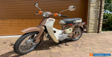 Honda C90 6 Volt 1976