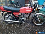 Suzuki GT 250 X7 Motorcycle