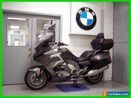2021 BMW K-Series 1600 GTL