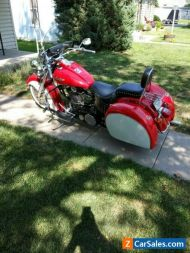 2001 Indian Chief
