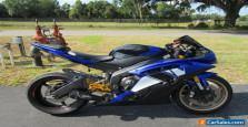 2015 Yamaha YZF R-6, R6