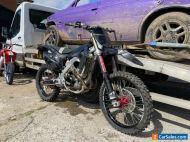 2014 honda crf 450r road legal