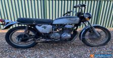 Honda CB750 K2 1972 project