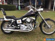 Harley Davidson Dyna wide glide 2002