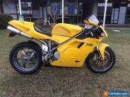Ducati 996mono 2000