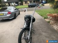 Harley Davidson softail custom sale or swap