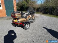 Honda goldwing gl1200 aspencade ltd edition insta/trike