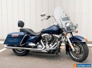 2009 Harley-Davidson Touring Road King® FLHR Touring 96'/6-Speed w/ Many Extras