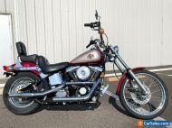 1996 Harley-Davidson Softail Custom® FXSTC Only 23,741 Original Miles + Extras