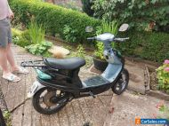 Electronic Moped Scooter