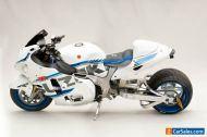 Turbocharged Hyper Bike Zuzuki Hayabusa